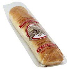 roll french, sourdough Franco American Bakery Nutrition info