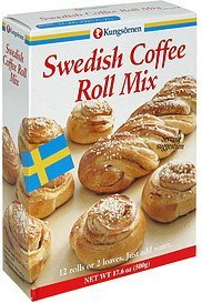 roll mix swedish coffee Kungsornen Nutrition info