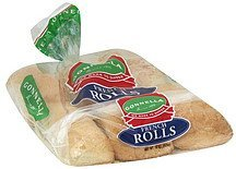 rolls french Gonnella Nutrition info