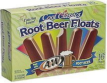 root beer floats Cool Classics Nutrition info