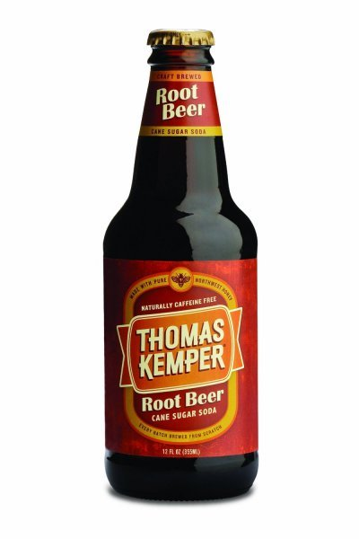 root beer Thomas Kemper Nutrition info