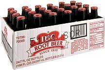 root beer IBC Nutrition info