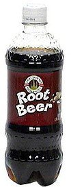 root beer Old Towne Beverages Nutrition info