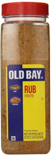 rub Old Bay Nutrition info