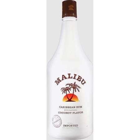 Malibu Rum coconut. Nutrition Facts