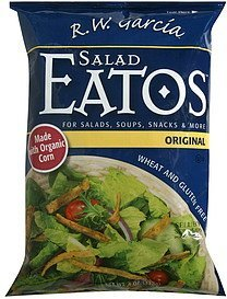salad eatos original R.W. Garcia Nutrition info