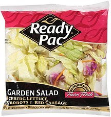 salad garden Farm Fresh Nutrition info