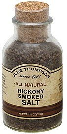 salt hickory smoked Olde Thompson Nutrition info