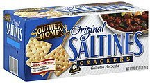 saltine crackers original Southern Home Nutrition info