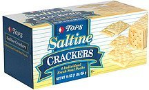 saltine crackers Hy Tops Nutrition info