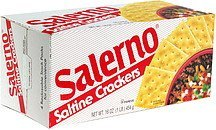 saltine crackers Salerno Nutrition info
