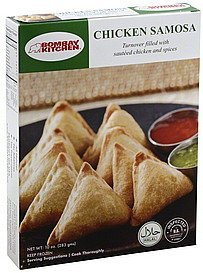samosa chicken Bombay Kitchen Nutrition info
