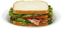 sandwich chicken club Chef Express Nutrition info