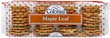sandwich cremes maple leaf Colonial Nutrition info