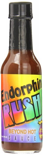 sauce beyond hot Endorphin Rush Nutrition info