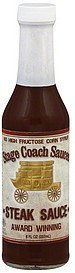 sauce steak Stage Coach Sauces Nutrition info