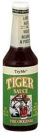 sauce the original tiger Try Me Nutrition info