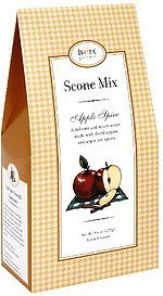 scone mix apple spice Iveta Gourmet Nutrition info