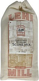 scone mix christmas morning Lehi Roller Mills Nutrition info