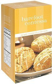scone mix maple oatmeal Barefoot Contessa Nutrition info