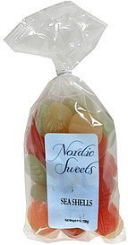 sea shells Nordic Sweets Nutrition info