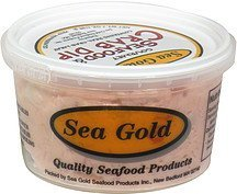 seafood and crab dip Sea Gold Nutrition info