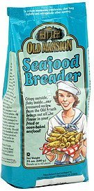 seafood breader Old Mansion Nutrition info