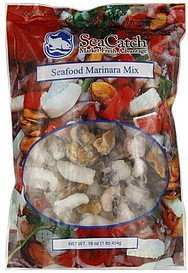 seafood marinara mix Seacatch Nutrition info