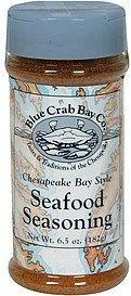 seafood seasoning chesapeake bay style Blue Crab Bay Co. Nutrition info