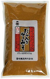 seasoned soybean paste Nishimoto Trading Co. Nutrition info
