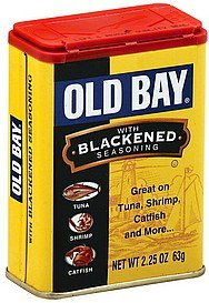 seasoning blackened Old Bay Nutrition info