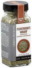seasoning fisherman's wharf Urban Accents Nutrition info