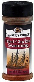 seasoning fried chicken Traders Choice Nutrition info