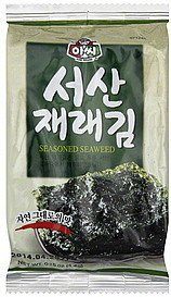 seaweed seasoned Assi Nutrition info