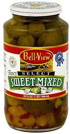 select sweet mixed Bell View Nutrition info
