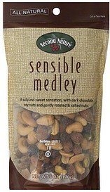 sensible medley Second Nature Nutrition info