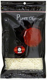 shredded cheese pizza Anderson International Nutrition info