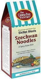 skillet meals szechwan noodles The Gluten-Free Pantry Nutrition info