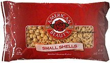 small shells American Beauty Nutrition info