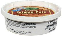 smoked salmon pate Ducktrap Nutrition info