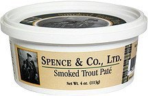 smoked trout pate Spence & Co. Nutrition info