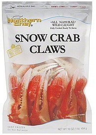 snow crab claws Northern Chef Nutrition info