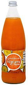 soda all natural italian, tangerine Agrumi Nutrition info