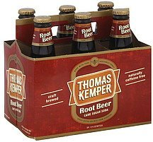 soda root beer Thomas Kemper Nutrition info