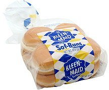sof-buns enriched Kleen-Maid Nutrition info