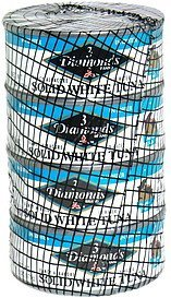 solid white tuna in water 3 Diamonds Nutrition info