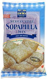sopapilla mix mexican style Orchard Mills Nutrition info
