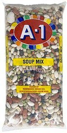 soup mix A-1 Nutrition info