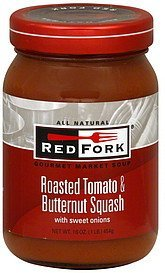 soup roasted tomato & butternut squash Red Fork Nutrition info