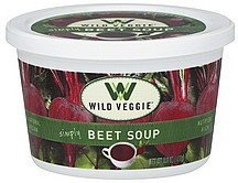 soup simply beet Wild Veggie Nutrition info